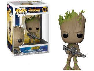 Funko Pop Marvel Avengers Infinity War Groot