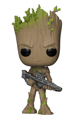 Funko Pop Marvel Avengers Infinity War Teen Groot