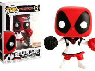 Funko Pop Marvel Deadpool Cheerleader Figure