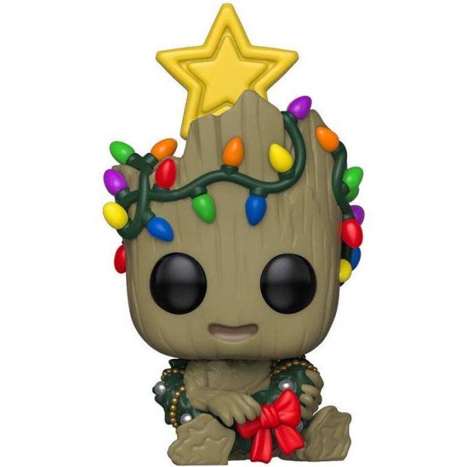 Funko Pop Marvel Holiday Groot