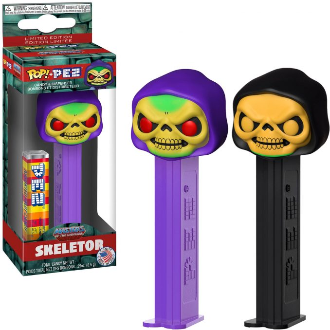 Funko Pop! Masters Of The Universe Skeletor PEZ