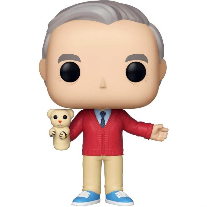 Funko Pop Mister Rogers A Beautiful Day in the Neighborhood