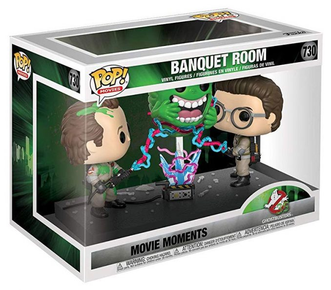 Funko Pop Movies 730 Ghostbusters Banquet Room