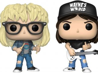 Funko Pop Movies: Wayne's World Figures
