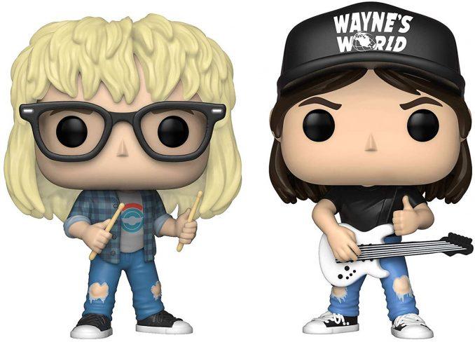 Funko Pop Movies: Wayne's World Figures