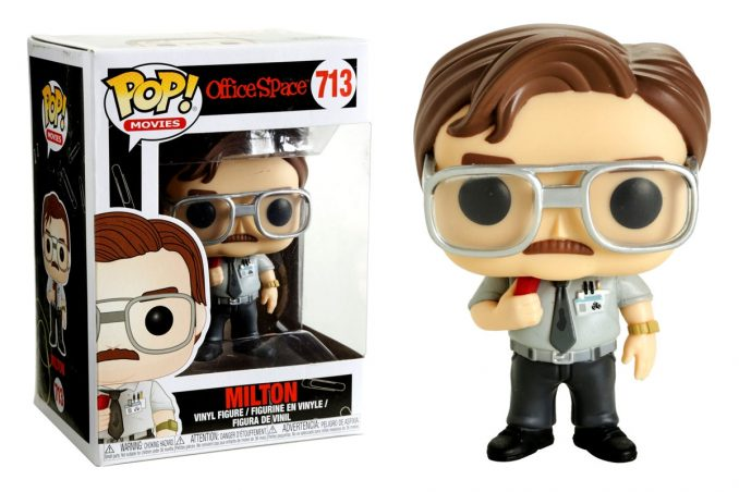 Funko Pop! Office Space Milton Figure