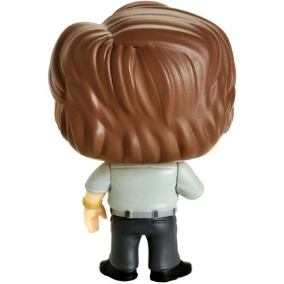 Funko Pop Office Space Milton Figure Back