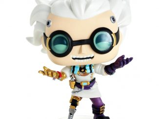 Funko Pop! Overwatch Junkrat Dr. Junkenstein Figure