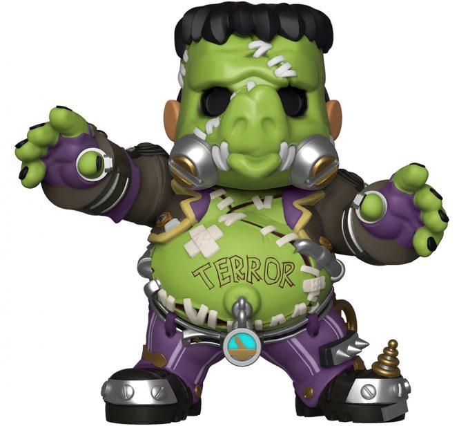 Funko Pop Overwatch Roadhog Junkenstein's Monster