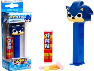 Funko Pop! PEZ Sonic The Hedgehog