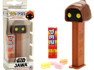 Funko Pop! PEZ Star Wars Jawa Raider