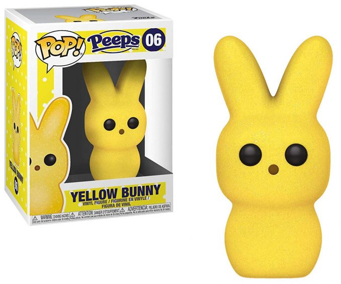 Funko Pop! Peeps Yellow Bunny Vinyl Figure