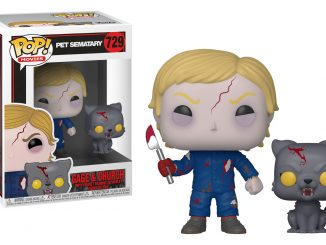 Funko Pop! Pet Sematary: Undead Gage and Church