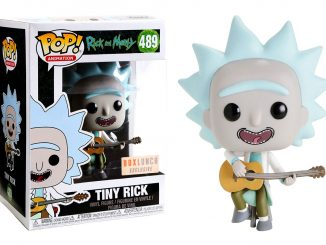 Funko Pop! Rick And Morty Tiny Rick Figure