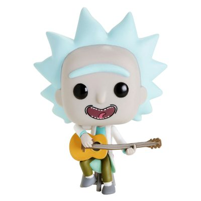 Funko Pop Rick And Morty Tiny Rick Vinyl Figure