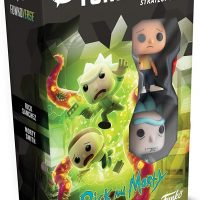 Funko Pop Rick and Morty Funkoverse Strategy Game