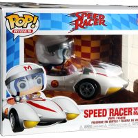 Funko Pop! Rides 75 Speed Racer With The Mach 5