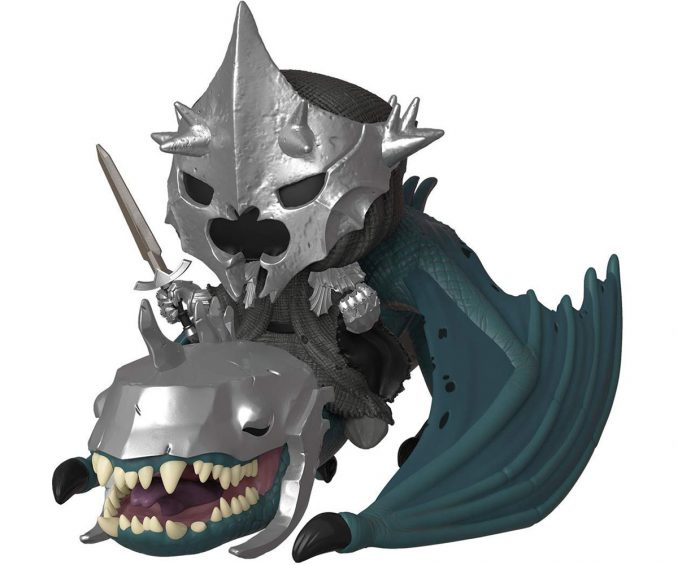 Funko Pop Rides LOTR Witch King on Fellbeast