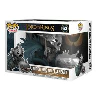 Funko Pop Rides LOTR Witch King on Fellbeast Box