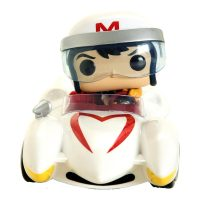 Funko Pop Rides Speed Racer With Mach 5