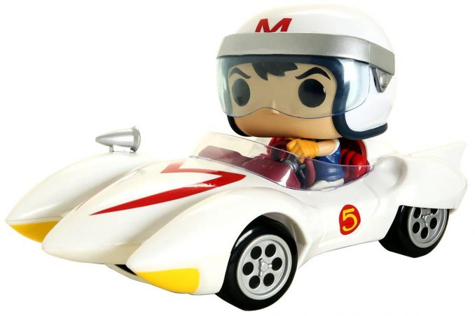 Funko Pop! Rides Speed Racer With The Mach 5