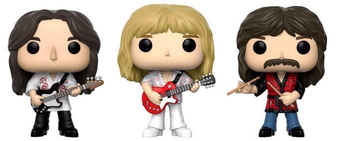 Funko Pop! Rocks Rush Figure Set