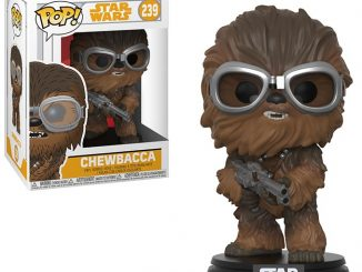 Funko Pop Solo Star Wars Story Chewbacca