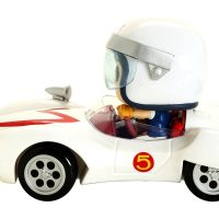 Funko Pop Speed Racer With The Mach 5