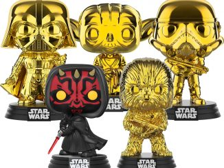 Funko Pop Star Wars 2019 Galactic Convention Exclusives