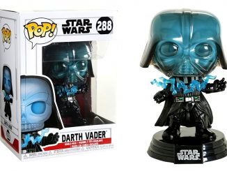 Funko Pop! Star Wars Darth Vader (Electrocuted) Bobble-Head