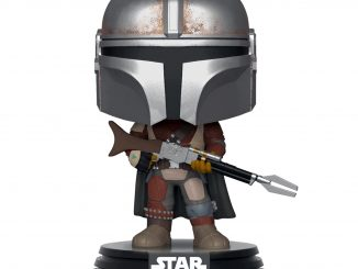 Funko Pop! Star Wars The Mandalorian Figure