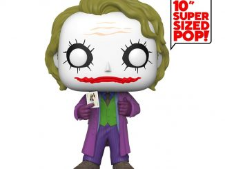 "Funko Pop! The Dark Knight Joker 10"" Figure"