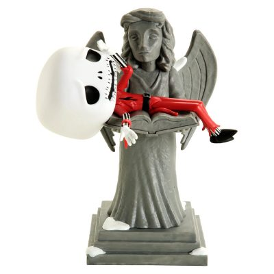 Funko Pop The Nightmare Before Christmas Jack On Angel Statue