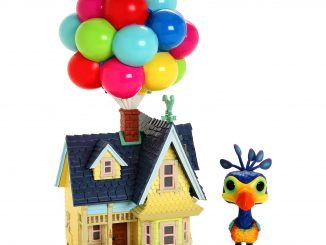 Funko Pop Town Disney Pixar Up Kevin with House