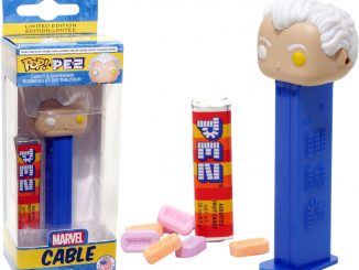 Funko Pop! X-Men Cable PEZ Dispenser