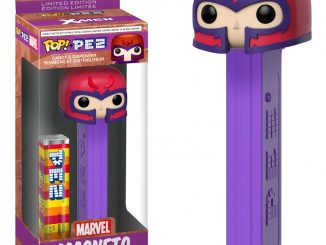 Funko Pop! X-Men Magneto PEZ Dispenser