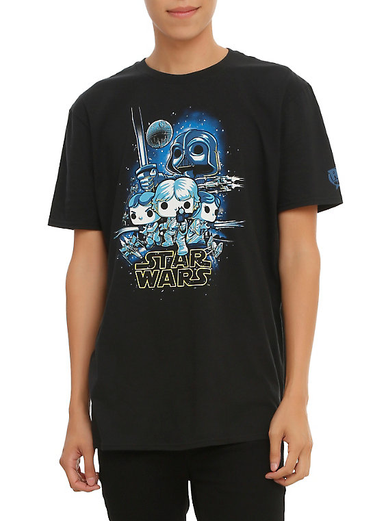 Funko Star Wars A New Hope T-Shirt
