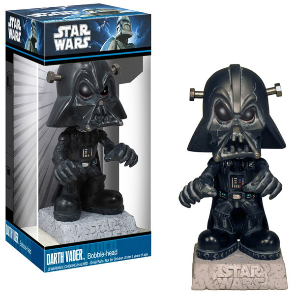 Funko Star Wars Monster Mashup Darth Vader Bobble Head