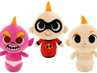 Funko SuperCute Incredibles 2 Jack-Jack Collectible Plushies