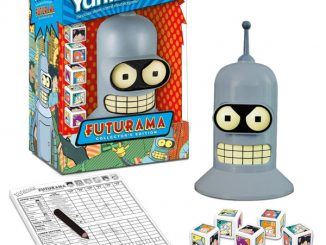 Futurama Collector's Edition Yahtzee Dice Game
