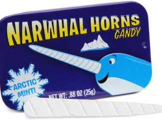 Futurama Narwhal Horn Mints