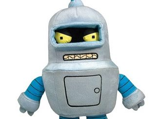Futurama Series 1 Bender Plush