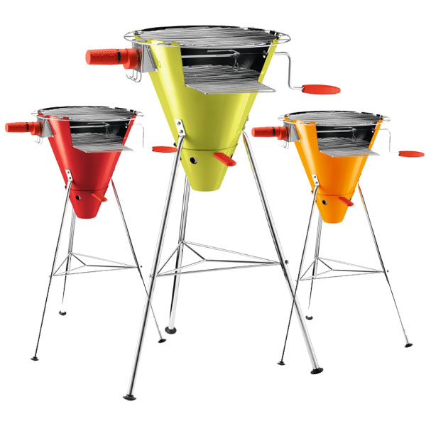 Fyrkat Cone Charcoal Grill