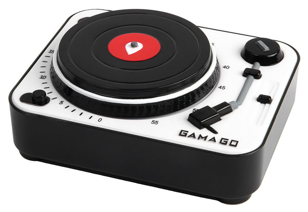 GAMAGO Turntable Timer