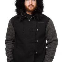 GoT Jon Snow Fur Hoodie