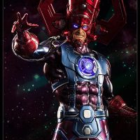 Galactus Maquette Alternate Face