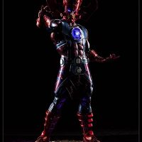 Galactus Maquette Light-Up