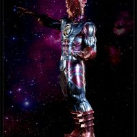 Galactus Maquette Side