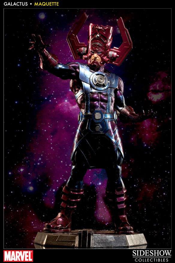 Galactus Maquette