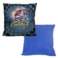 Galaga Pillow